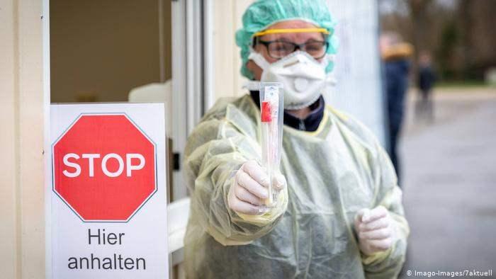 германия коронавирус