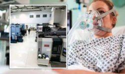Команда Mercedes F1 разработала дыхательный аппарат для больных COVID-19