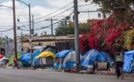 калифорния бездомные