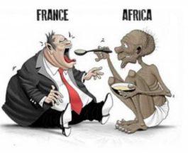 колониальный налог Франции
