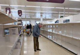 магазины,Англия,коронавирус