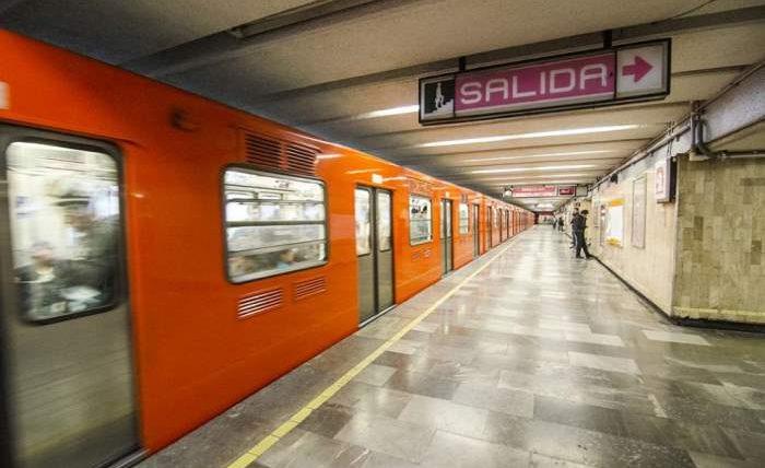 метро мексика
