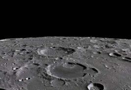 нло на луне