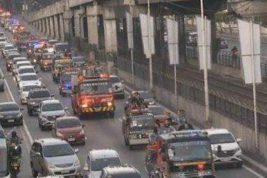 филиппины парад пожарные