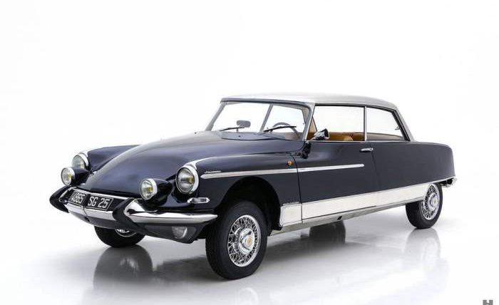 Citroen DS21 Special 1965