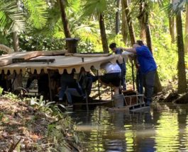 Jungle Cruise Boat Nearly Sunk At Walt Disney World