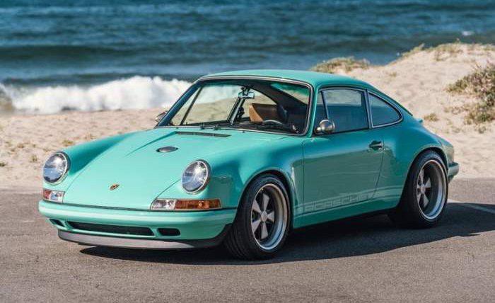 Porsche 911 Malibu 1991