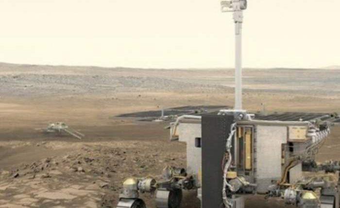 Rosalind Franklin,Марс,миссия