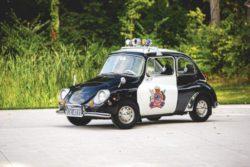 Subaru 360 – самая странная полицейская машина