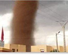 марокко торнадо