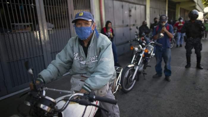 Венесуэла осталась без бензина