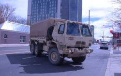 Национальная гвардия США мобилизовала около 20 000 военнослужащих для поддержки усилий по реагированию на COVID-19