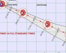 Тропический циклон Гарольд