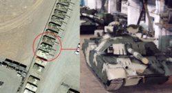 "Украинский танк Т-80УД обнаружен на полигоне армии США ""Юма"""