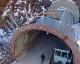 в бункере в горах Колорадо