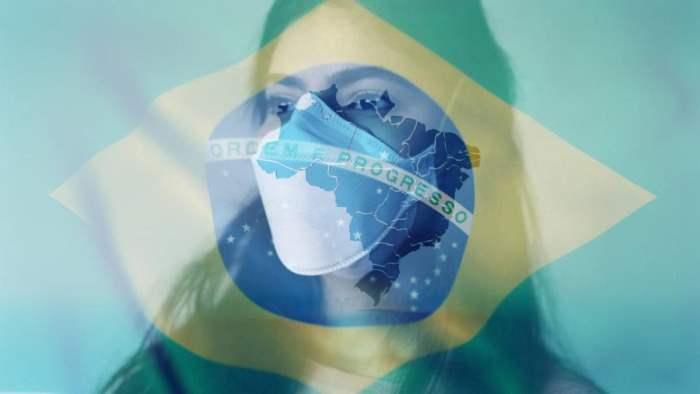 коронавирус бразилия