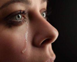 коронавирус слезы