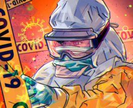 коронавирус 13 апреля