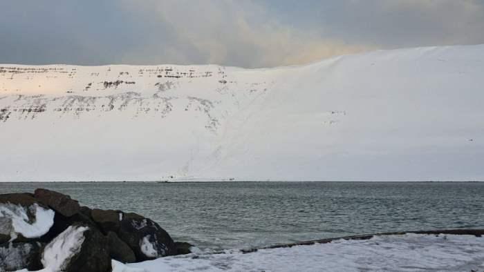 лавины,Исландия,цунами