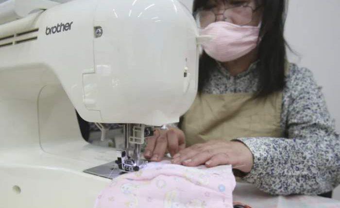 маски шьет