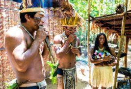 племена амазонка