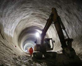 подводный туннель