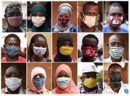 различные маски для лица