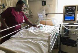 расстреляли ребенка кения
