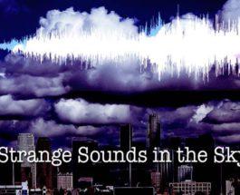странные звуки