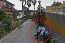 Муж увидел свою жену на Google Maps и сразу же развелся с ней