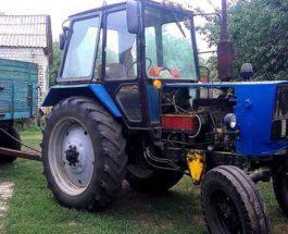 юмз трактор