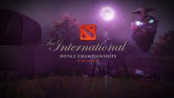 International dota 2 – главное ежегодное событие в Дота 2