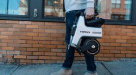 Xiaomi Himo H1,скутер