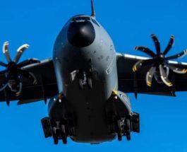 Военно-транспортный самолет ВВС Испании