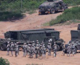 Война между двумя Кореями