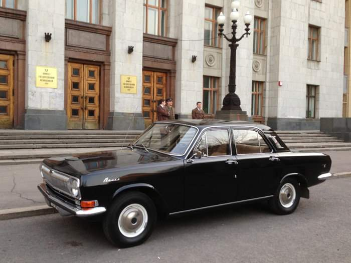 ГАЗ-24-24 Волга