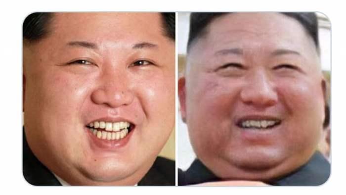 Ким Чен Ын не настоящий
