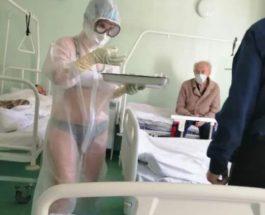Медсестра из Тульской области