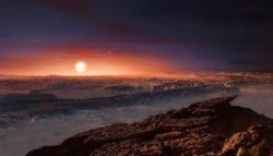 Планета размером с Землю обнаружена на орбите ближайшей звезды