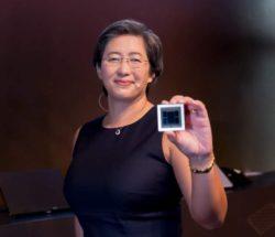 Руководитель AMD Лиза Су — самый высокооплачиваемый генеральный директор