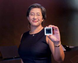 Руководитель AMD Лиза Су