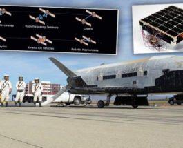 США тестируют передачу электроэнергии из космоса