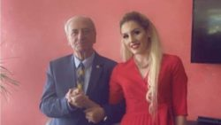 Исламский лидер Македонии Сулейман Реджепи взял невесту на 50 лет моложе