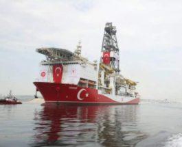 Турция начинает бурение
