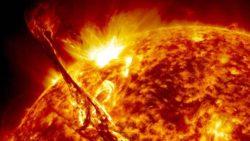 Солнце просыпается: две самые крупные вспышки за 2 года произошли 29 мая