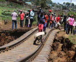 кения наводнения
