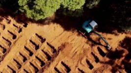 могилы бразилия