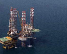 нефть вышка