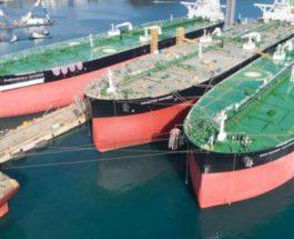 нефть танкер