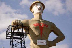 Оклахома воздвигла статую Илону Маску